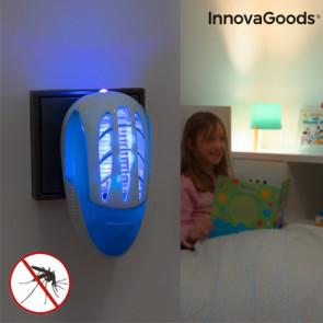 plug-in muggenafweermiddel met led-ultraviolet licht