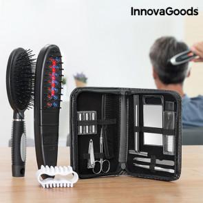 Innovagoods Elektrische Anti-Haaruitval Borstel met accessoires