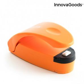 InnovaGoods Tas Sealer met Mes en Magneet van boven