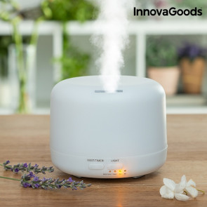 Innovagoods Mini Luchtbevochtiger met Aromatherapie