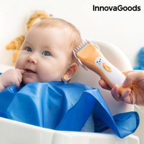 InnovaGoods Wellness Care Oplaadbare haartrimmer voor baby's