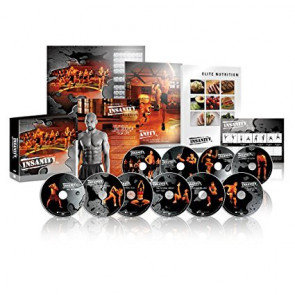 Insanity Base Kit – DVD Full Body Workout