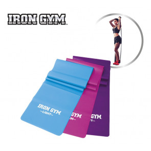 Iron Gym Exercise Bands - Weerstandsbanden