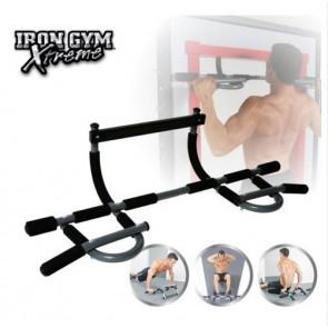 Iron Gym Extreme Optrekstang