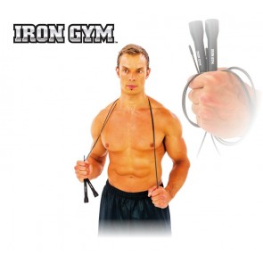 speed rope, iron gym