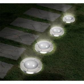 RVS Solar Tuinlampen