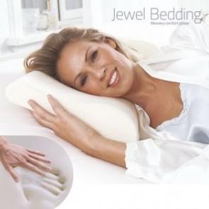 Jewel Bedding Comfort Traagschuim Hoofdkussen