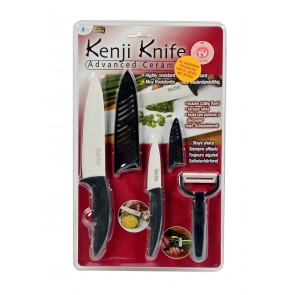 Kenji Knives - 4-delige messenset