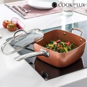 Cook d'Lux Keramische Multi-kook Pan (4 delig)