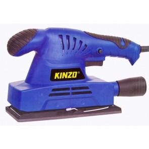 Kinzo vlakschuurmachine, voor het glad schuren van uw kozijnen, deuren of tafelbladen