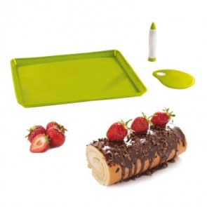 cake roll maker, cake mat