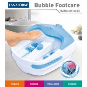 Lanaform Bubble Footcare Voetenbad - Wit