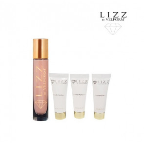Lizz by Velform – Instant Eye Lifting Cream + Deluxe Age Care System