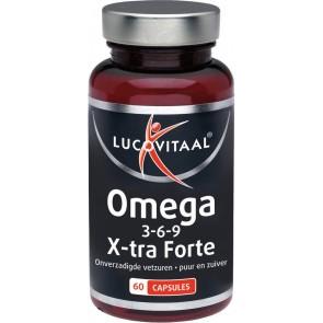 Lucovitaal Omega 3-6-9 X-tra Forte