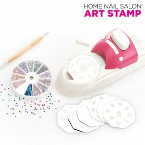 Home Nail Salon Art Stamp