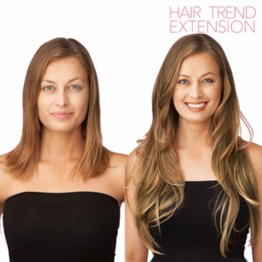 Hair Trend Extension, blond golvend