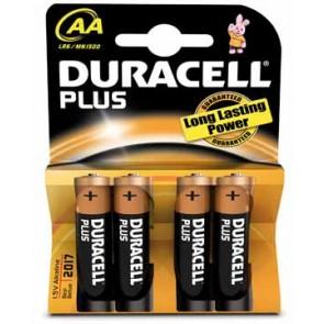 Duracell AA 4 stuks LR6/ MN1500