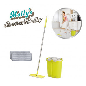 Molly's Marvelous Flat Mop