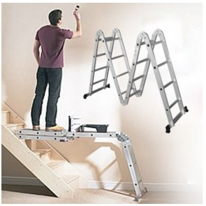 Multifunctionele Vouwbare Ladder