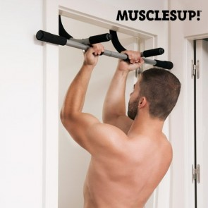 Muscle Up! PullUp Bar