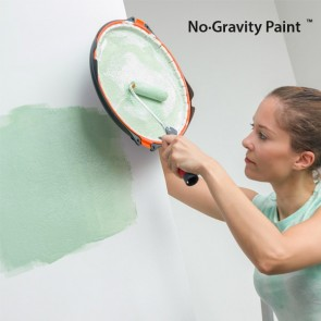 No Gravity Paint Lekvrije Verf bak