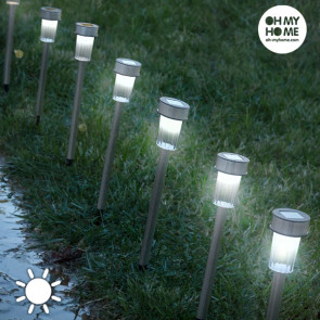 OH MY Home Torch Lampen op Zonne-Energie