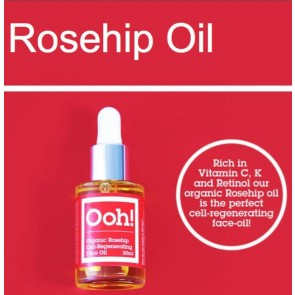 Organic Rosehip Face oil