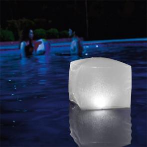 Opblaasbare LED-kubus
