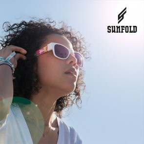Sunfold opvrouwbare inklapbare zonnebrillen