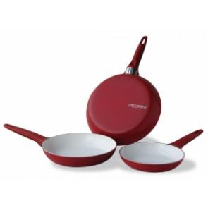 Pedrini Ceramica rood