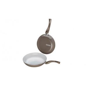 Pedrini Ceramica 2 delige koekenpannenset