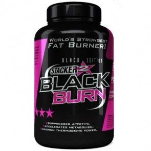 Stacker Black Burn
