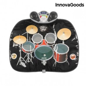 Innovagoods drum kit play_ mat