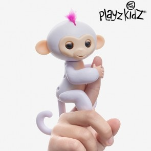 Playz Kidz Cheeky Monkey Interactieve Aap