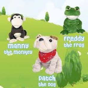 Interactive Plush Pals