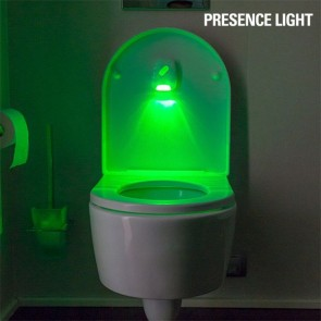Presence light toiled