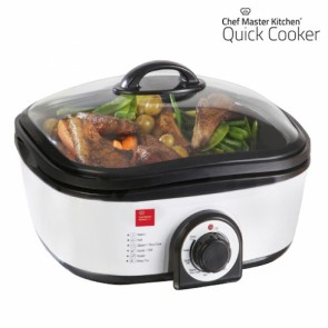 Chef Master Kitchen Quick Cooker