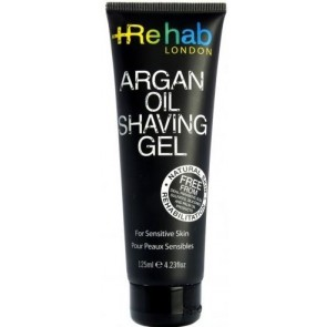 +Rehab London Argan Oil Shaving Gel, Rehab London Argan Oil Shaving Gel