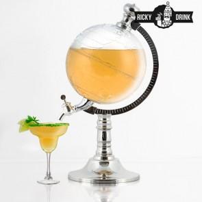 Ricky Drink, Globe Drankdispenser, drankdispenser