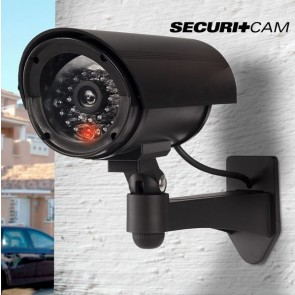 Securitcam X1100, Fake Security Camera, dummy camera