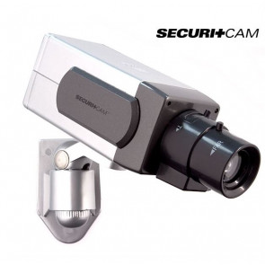 Securitcam T6000, Fake Security Camera, dummy camera
