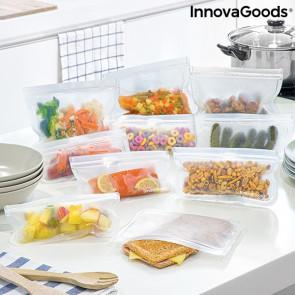 Innovagoods 10-delige set van Herbruikbare zakken