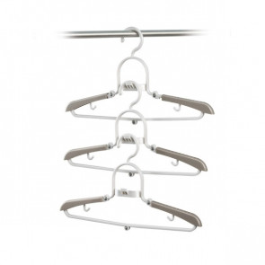 Ideaworks Shirt saver_ hangers