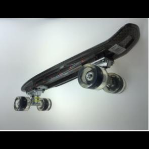 Longway Mini Skateboard met LED lampjes