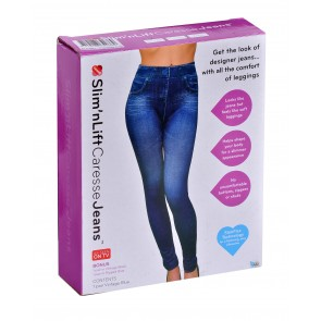 Slim'n Lift Caresse Jeans