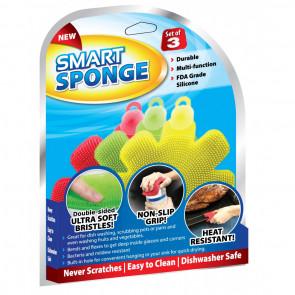 Smart Sponge - Siliconen Schuurspons