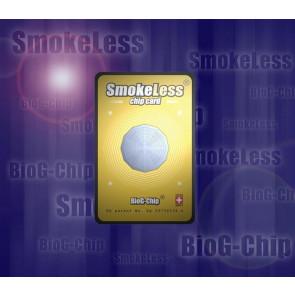 De SmokeLess Chipcard