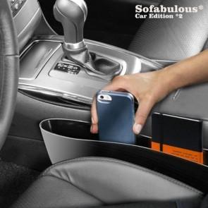 SoFabulous Car Edition Opbergvakjes voor in de auto
