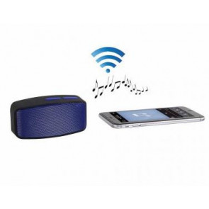 Clip Sonic Bluetooth Mini Speaker TES158 Blauw
