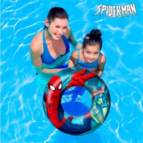 Spiderman opblaasbare zwemband, opblaasbare zwemband van spiderman,